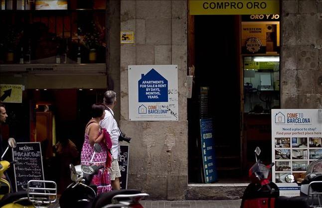 Bcn pone en marcha un centro para atender denuncias de - Pisos turisticos barcelona ...
