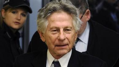 Polanski, en Cracovia, durante un receso de la vista sobre la petición de extradición de EEUU a Polonia, en febrero del 2015.