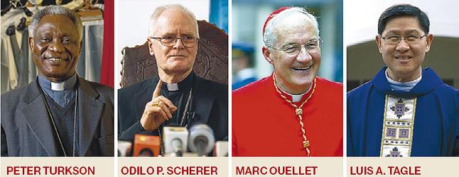 Ante un futuro Papa no europeo