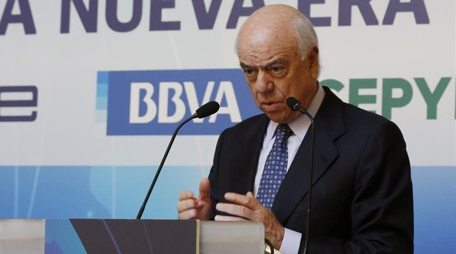 El BBVA consigue beneficios de 2.642 millones en el 2015