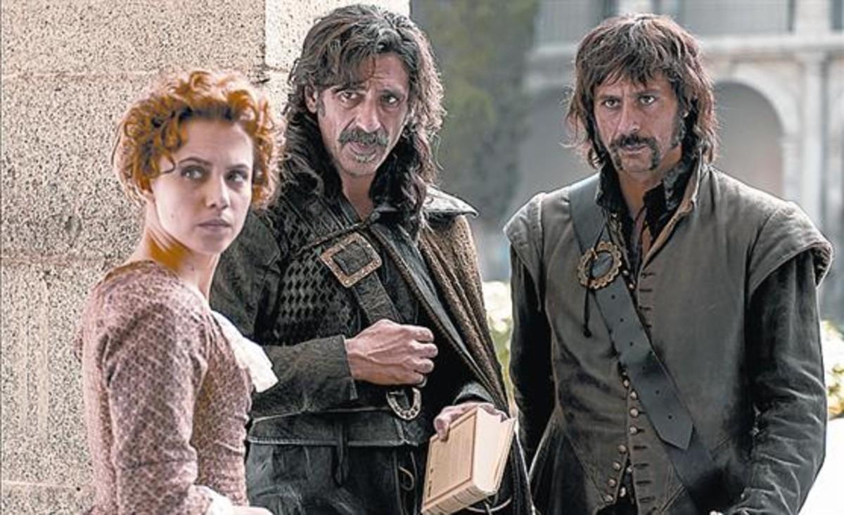 Maggie Civantos y Nacho Fresneda, premiados por la Uni�n de Actores