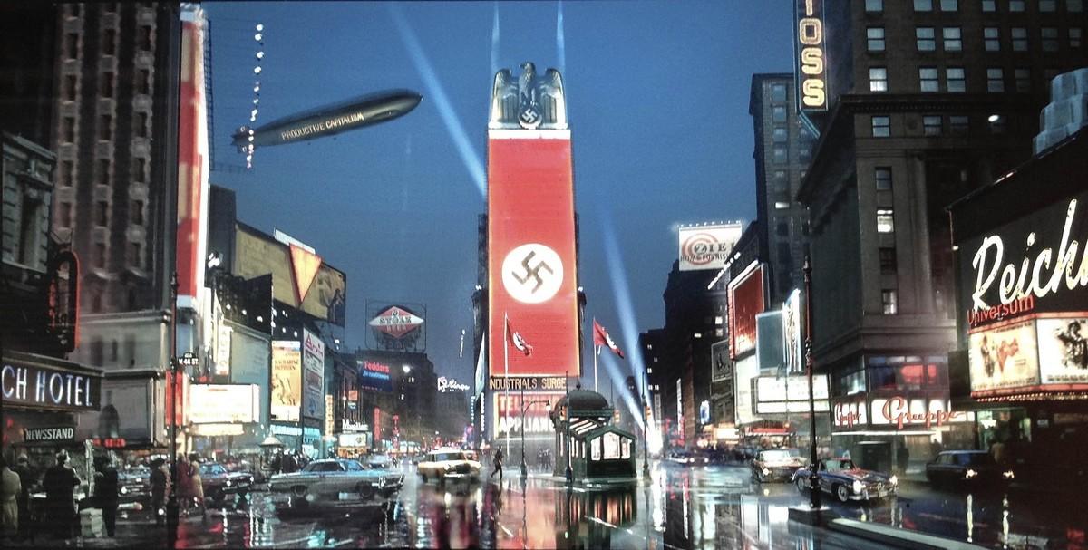La pesadilla de una América nazi