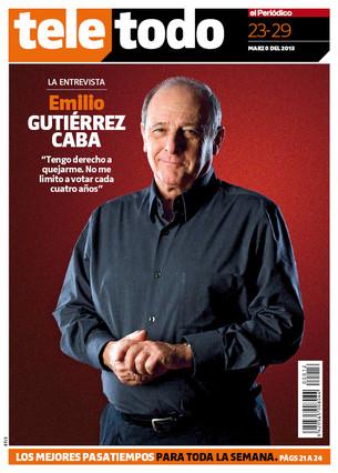 Emilio Gutiérrez Caba, el malvado patriarca de 'Gran Reserva'