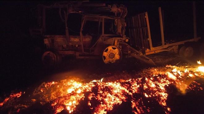 Astúries redueix a una vintena els incendis forestals, cap de gravetat