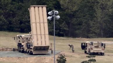 L'escut antimíssils a Corea del Sud anhelat per Washington ja està operatiu