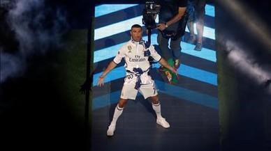 Pressió de Florentino perquè els mitjans informin dels problemes de Cristiano amb Hisenda vestit de Portugal