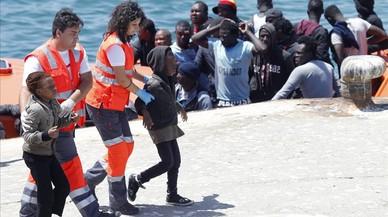 Més de 13.000 immigrants han arribat a Espanya aquest any