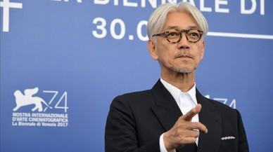 "Ryuichi Sakamoto: ""Me'n penedeixo del meu treball per a Almodóvar"""