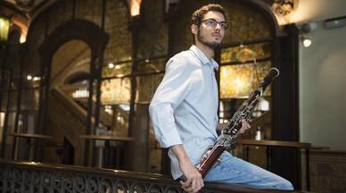 Pablo Villa: «A la banda del meu poble li dec ser músic»