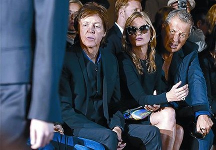 Paul McCartney acude al desfile de su hija Stella_MEDIA_1