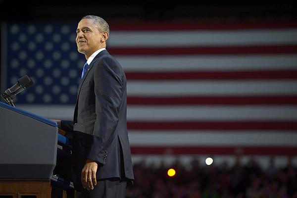 Las palabras de Barack Obama tras ganar las elecciones de EEUU