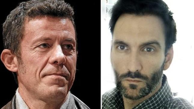 Javier Espinosa (izquierda) y Ricard Garcia Vilanova. - 1396144955936