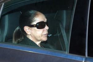 Isabel Pantoja ingresando en prisión