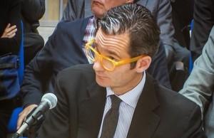 Iñaki Urdangarin, durante su declaración este viernes en el juicio del caso Nóos.