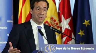 """Gortázar diu que amb estabilitat política s'aconseguiria """"més inversió i més crèdit"""""""