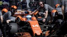 Fernando Alonso volvió a la realidad del Honda McLaren en Canadá