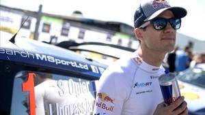 Ogier logró su quinto mundial en Gales