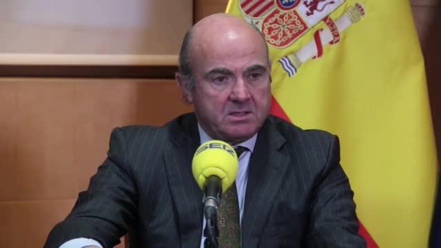 Guindos creu que hi haurà pressupostos després que hi hagi govern a Catalunya