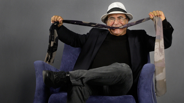 Al Bano canta 'La ma�ana' en exclusiva para EL PERI�DICO.