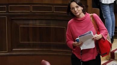 """Bescansa se defiende: """"Las ideas no son trapos sucios. Debatir está en el ADN de Podemos"""""""