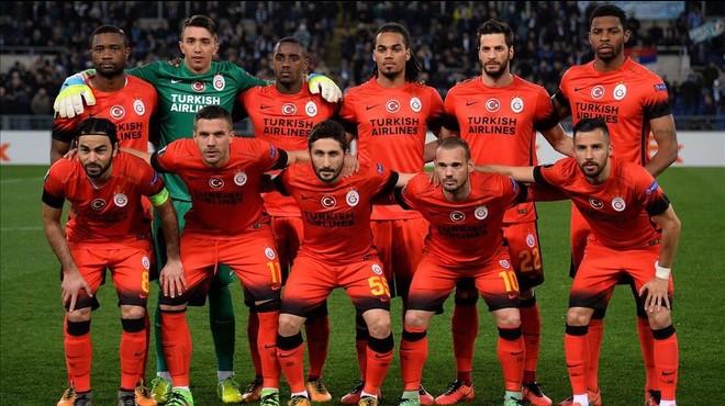 La UEFA expulsa d'Europa el Galatasaray
