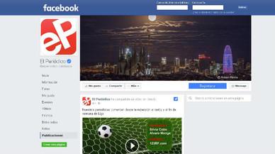 EL PERIÓDICO llega al medio millón de seguidores en Facebook