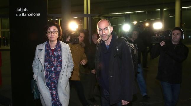 El pederasta del colegio de los Maristas sale en libertad con cargos