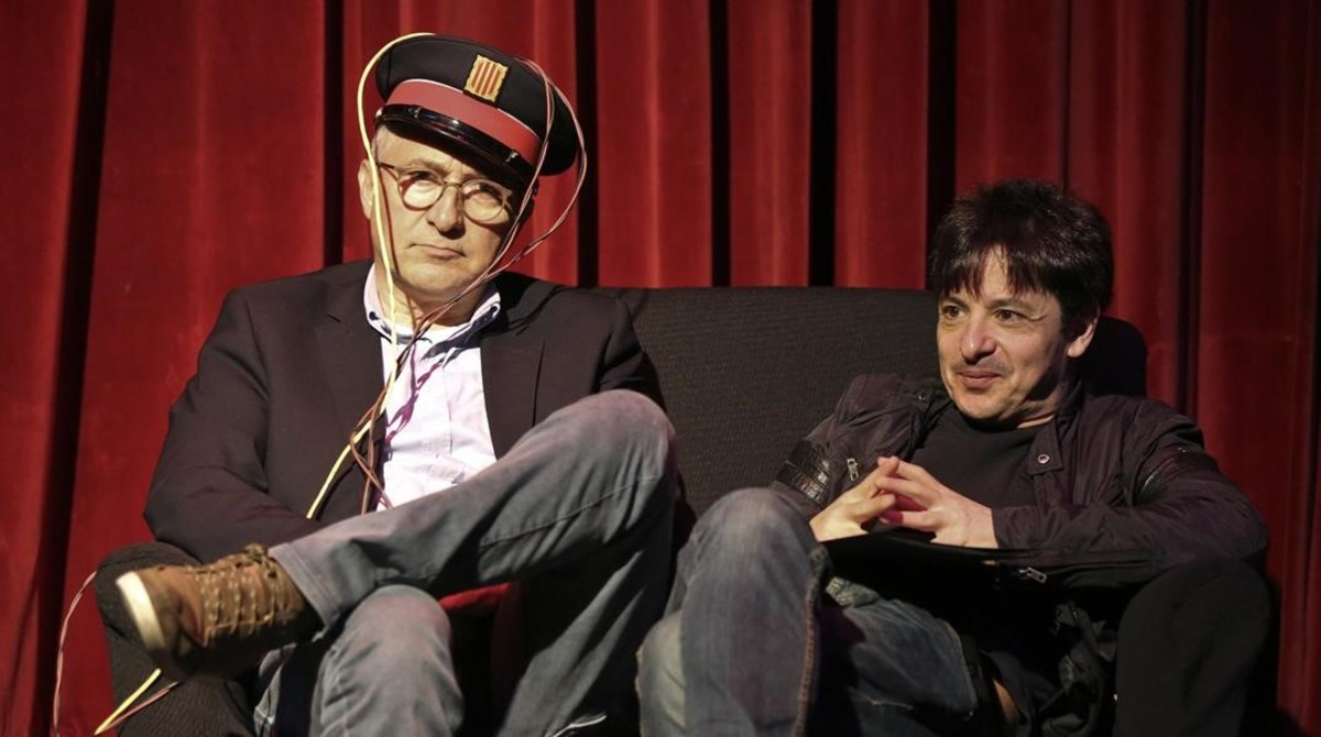 Sardà i Ortega fan 'Terapia' a Luz de Gas