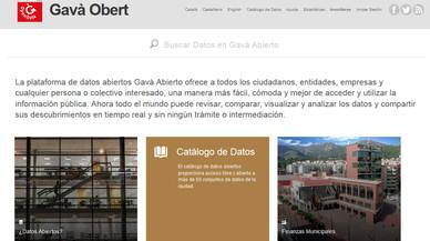 Gavà rep el premi Administració Oberta 2016 de la Generalitat
