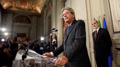 Paolo Gentiloni, nuevo primer ministro de Italia en sustitución de Matteo Renzi