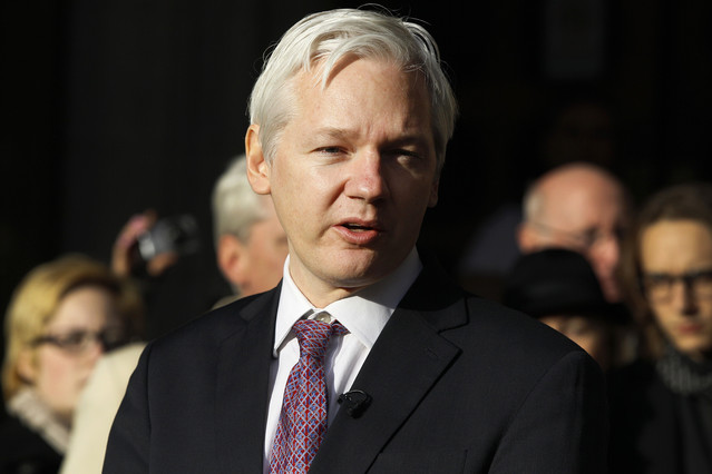 "La ONU considera que Assange sufre una ""detenci�n arbitraria"""