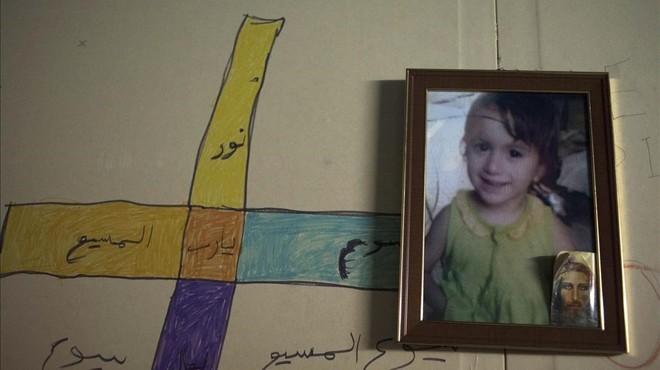"""""""L'Estat Islàmic em va arrencar la Cristina dels braços"""""""