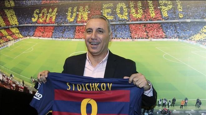 Stóitxkov es disculpa a la seva manera amb Sáenz de Santamaría