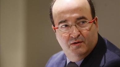 Iceta assegura que desconeixia el 'cas Pretòria' i defensa que no hi ha elements de finançament irregular del PSC