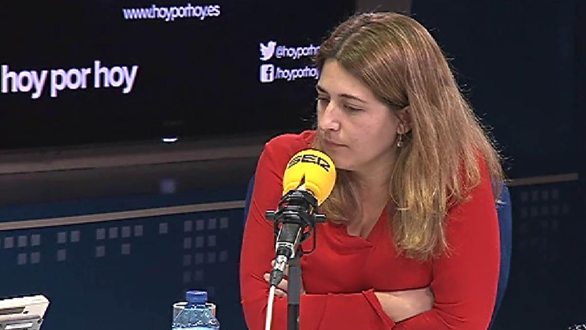 Marta Pascal confirma que Junts per Catalunya i ERC estudien abandonar la via unilateral