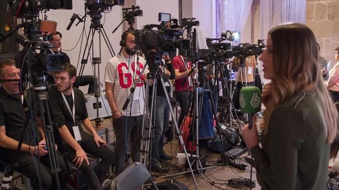 TV-3 i La Sexta guanyen les eleccions