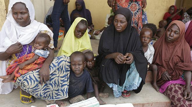 Encintes per Boko Haram