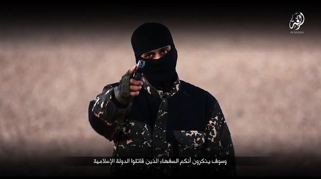 Un miembro del Estado Isl�mico amenaza al Reino Unido antes de la ejecuci�n de cinco esp�as.