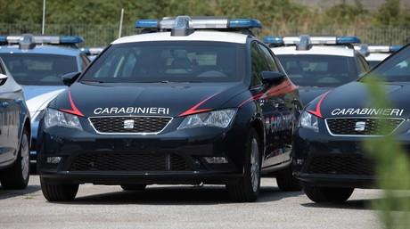 El modelo de Seat que adoptar� la polic�a italiana.