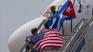 Trump fa marxa enrere en l'acostament a Cuba