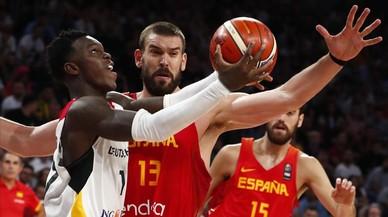 Marc Gasol obre la porta de semifinals per a Espanya
