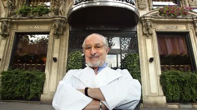 Mor Alain Senderens, un dels pares de la 'nouvelle cuisine'