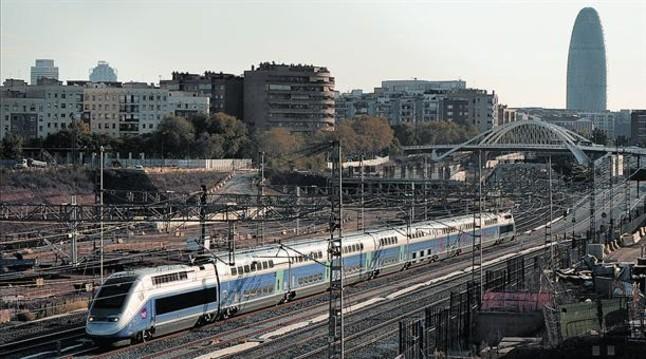 La alta velocidad bcn par s a la venta hoy entre 59 y 170 for Viajes baratos paris barcelona
