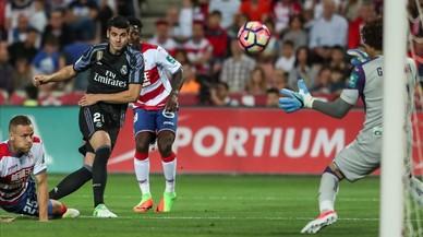 Morata reclama justícia amb gols