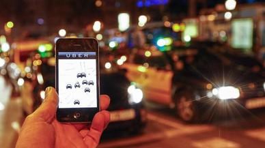 Uber confia a desembarcar a Barcelona abans que s'acabi l'any