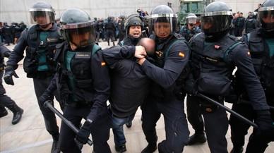 """""""Aturada de país"""" i vaga general a Catalunya"""