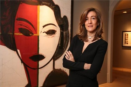 Merche Grau, directora general de Banca March en Catalunya.