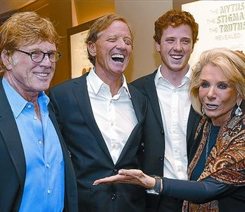 Redford apoya un documental de su hijo James_MEDIA_1