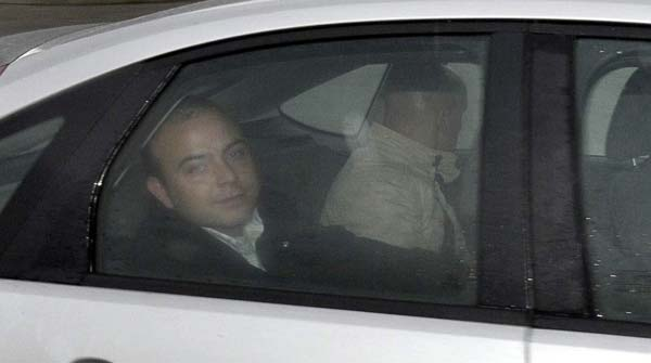 Carromero cumple ya en la cárcel de Segovia el resto de su condena