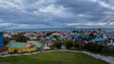 Vista general de Punta Arenas.